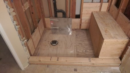 Fulgham Hot Mopped Shower Pans